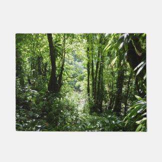 Tapete Verde tropical da floresta tropical II