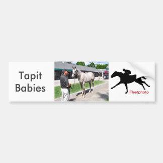 Tapit - Rote em Fasig Tipton Adesivo De Para-choque
