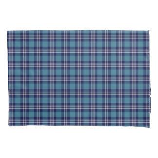 Tartan azul do distrito de St Andrews do Scottish