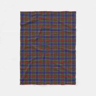 Tartan escocês do clássico de Macbeth do clã Cobertor De Lã