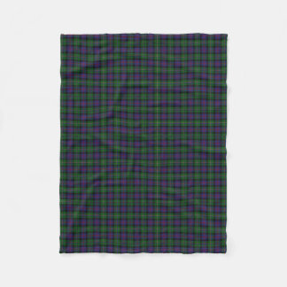 Tartan escocês do clássico de Malcolm do clã Cobertor De Lã