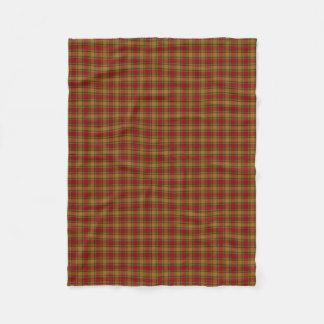 Tartan escocês do clássico de Scrymgeour do clã Cobertor De Lã