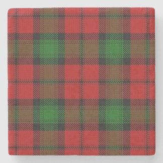 Tartan escocês velho de Kerr do clã da taberna Porta Copos De Pedras