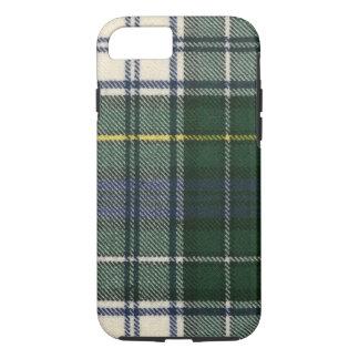 Tartan moderno do vestido de Campbell do caso do Capa iPhone 7