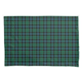 Tartan verde e azul do Scottish do clã de MacKay