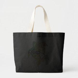 Tartaruga da reggae das ilhas de Havaí Bolsas Para Compras