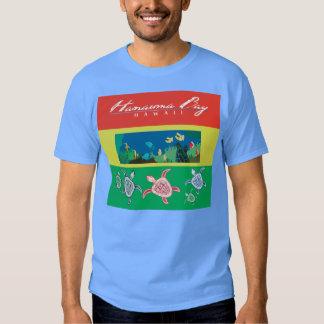 Tartaruga da reggae de Havaí Camisetas
