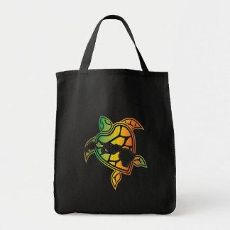 Tartaruga da reggae de Havaí Sacola Tote De Mercado