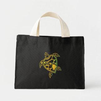 Tartaruga da reggae de Havaí Sacola Tote Mini