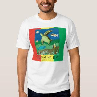 Tartaruga da reggae de Havaí T-shirt