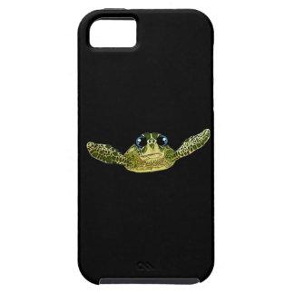 Tartaruga de mar bonito capa tough para iPhone 5