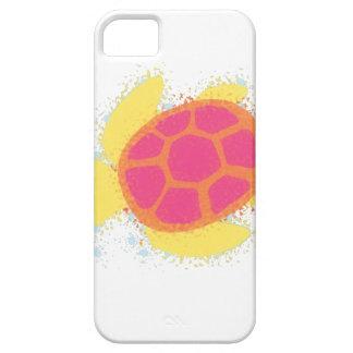 Tartaruga de mar bonito capas para iPhone 5