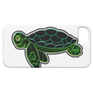 Tartaruga de mar capa barely there para iPhone 5