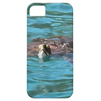 Tartaruga de mar da boba capa para iPhone 5