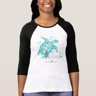 Tartaruga de mar de Kalypso T-shirt