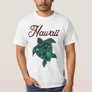 Tartaruga e ilhas da ilha de Havaí Camisetas