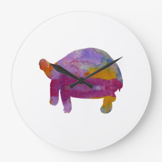 Tartaruga Relógios De Paredes