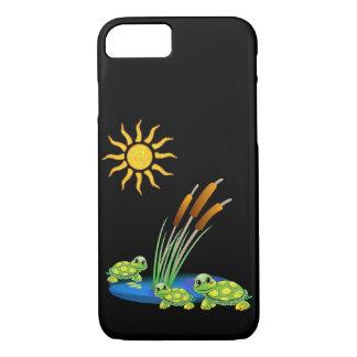 Tartarugas das capas de iphone
