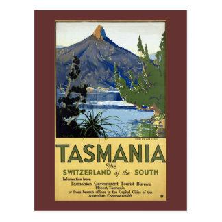 Tasmânia Cartão Postal