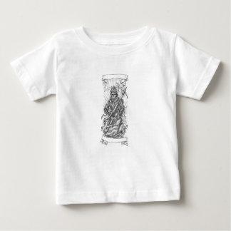 Tatuagem da fita do Scythe do Ceifador Camiseta Para Bebê