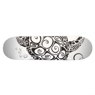 Tatuagem de Trible Shape De Skate 20cm