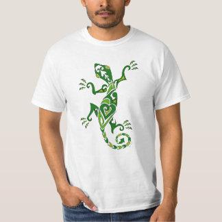 Tatuagem do lagarto tshirts