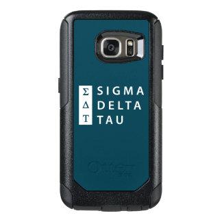 Tau | do delta do Sigma empilhado