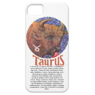 Taurus - capa de telefone do zodíaco