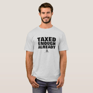 Taxado bastante já camisa