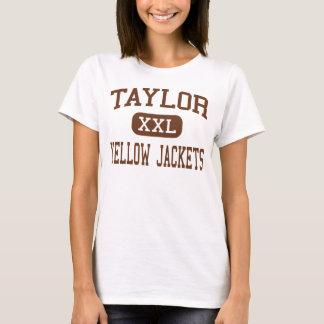 Taylor - jaquetas amarelas - alto - curvatura