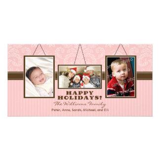 {TBA} A parede quadro cartões de fotos do feriado Cartão Com Foto