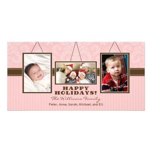 {TBA} A parede quadro cartões de fotos do feriado  Cartão Com Fotos