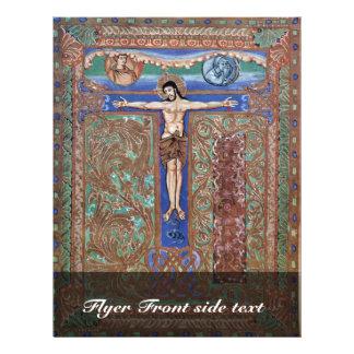 Te Igitur e cristo na cruz por DES K de Meister Panfleto Coloridos