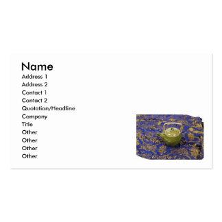 TeapotSilkScarf081210, nome, endereço 1, endereço… Modelo Cartões De Visitas