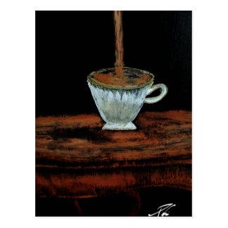 Teatime Cartão Postal