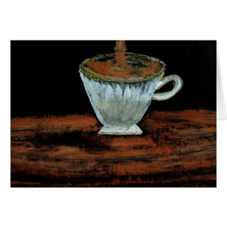 Teatime Cartões