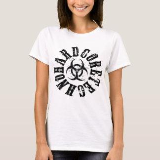 Techno incondicional - a camisa das mulheres
