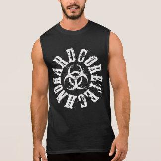 Techno incondicional - camisa sem mangas dos