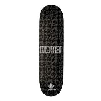 Techno mínimo - skate