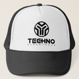Techno Streetwear - logotipo - chapéu Boné