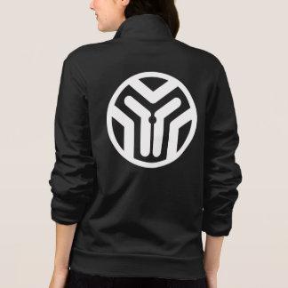Techno Streetwear - logotipo - jaqueta do