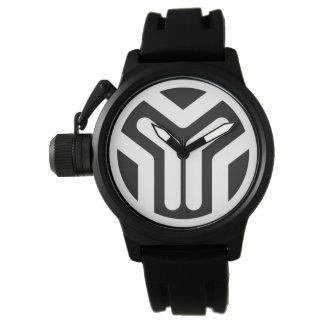 Techno Streetwear - logotipo - relógio