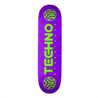Techno Streetwear - logotipo - skate