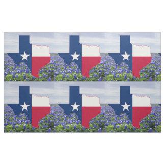"""Tecido 9"""" da bandeira da forma de Texas dos"""
