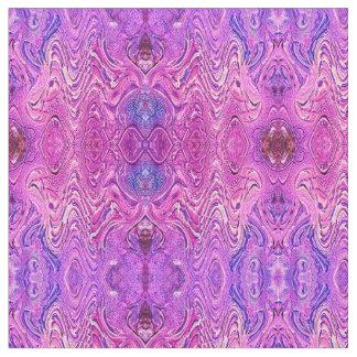 Tecido Abstrato magenta cor-de-rosa e do roxo