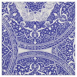 Tecido Adaptação de um design do trabajo em metal de 1876