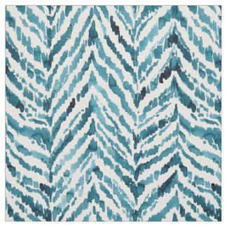 Tecido Aguarela do impressão da zebra do safari de ZEBRAT
