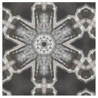 Tecido Algodão penteado costume do cristal de quartzo