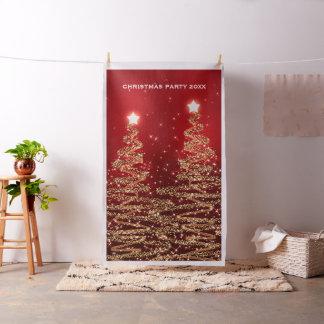 Tecido Árvores do contexto da cabine da foto da festa de