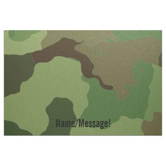Tecido As forças armadas tradicionais camuflam